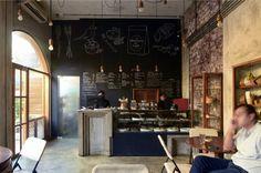 Mumbai /The Birdsong Café /   ATELIER RUE VERTE le blog