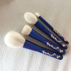 Chikuhodo x Beautylish Holiday 2018 Brush Type, Brush Set, Sonia Kashuk Brushes, Stunning Makeup, Makeup Brands, Makeup Yourself, Makeup Brushes, Makeup Looks, Hair Makeup