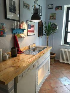 Kitchen 1 Corner Desk, Kitchen, Furniture, Home Decor, Homemade, Cooking, Homemade Home Decor, Corner Table, Home Kitchens