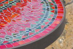 patroon mozaiek tafel - Google zoeken