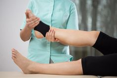 An ankle fracture can significantly interfere with daily function, particularly if you've had surgery. Physical therapy exercises for ankle fracture can help. Ankle Rehab Exercises, Ankle Strengthening Exercises, Physical Therapy Exercises, Physical Therapist, Foot Exercises, Broken Ankle Recovery, Strengthen Ankles, Ankle Fracture, Ankle Surgery