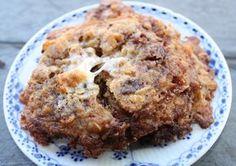 Cookies med chokolade, cornflakes og marshmallows | Sarahs Kager