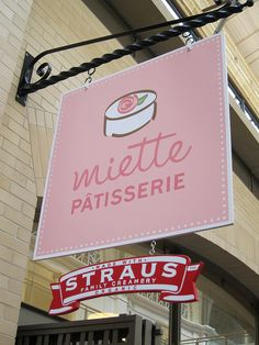 Miette Pâtisserie | San Francisco. I so want the book from this bakery