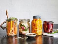 In the last few years, fermented foods have gotten seriously trendy, which is a great thing for all of us. Not only are they great for our bodies, but they also add welcome spicy, sour, …