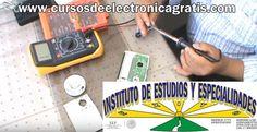 CURSOS DE ELECTRÓNICA GRATIS: REPARACIÓN DE TRADUCTOR ESPAÑOL-INGLES PARTE 1
