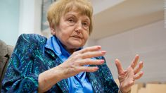 She survived Auschwitz and the terrible experiments of Josef Mengele, only to preach forgiveness.