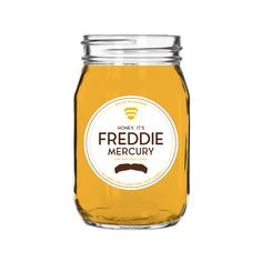 Freddie Mercury Honey