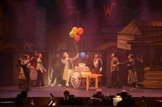 Mike Price in Willy Wonka Cardinal Stage Company