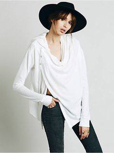 Free People We The Free Wrap Ruffle Cardi, $98.00