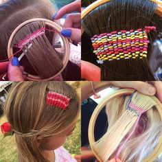 ve had the cornrow comeback, the rainbow hair craze and been dip dyed to the max. But now a new gorgeous hair look.LOVE THIS LOOK SO MUCH Latest Hair Trends, Natural Hair Styles, Long Hair Styles, Funky Hairstyles, Rainbow Hair, Green Hair, Hair Art, Hair Today, Gorgeous Hair