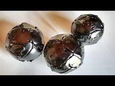Martin Muñoz Esferas de metal con HotMelt - YouTube
