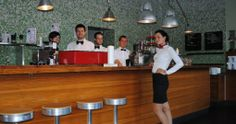 JAVA espressobar & kaffeforening in Oslo - Ullevaalsveien 47 Best Coffee Shop, Coffee Shops, Espresso Bar, Oslo, Java, Restaurant, London, Twist Restaurant, Big Ben London