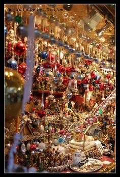 Christmas fair in Munich-been here but would love to see it at Christmas.