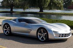 New Corvette Stingray 2014