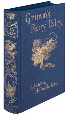 In honor of the 200th anniversary of Grimm's Fairy Tales, the Folio edition here illustrated by the great Arthur Rackham.