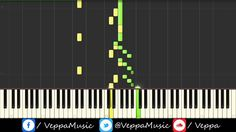 Arch Enemy - Marching on a Dead End Road (Piano Tutorial) - Synthesia
