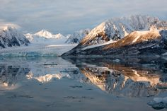 High Arctic  archipelago of Svalbard