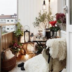 A small balcony means you are limited by space, not by inspiration. See my 10 favourite balcony gardens for gorgeous ideas. Make your neglected balcony, the best spot to be in your apartment. Small Balcony Design, Tiny Balcony, Balcony Ideas, Small Patio, Balcony Garden, Balcony Door, Patio Ideas, Small Balconies, Balcony Railing