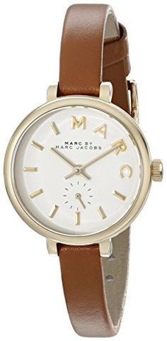Women's Wrist Watches - Marc by Marc Jacobs Womens MBM1351 Analog Display Quartz Brown Watch ** Continue to the product at the image link.