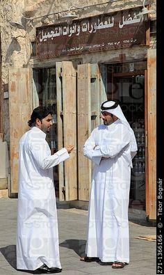 Doha dating scene