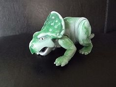 Vine 1987 Playskool Dinosaur Anatosaurus Definitely Dinosaurs Toy Figure 12