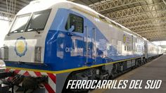 ferrocarriles del sud: Transición: se reunieron Randazzo y Dietrich
