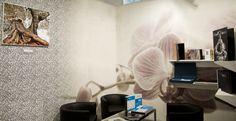 spazio81 al MIA Fair 2013 visita la sezione INTERIOR DESIGN services. wallpaper & affreschi personalizzati!