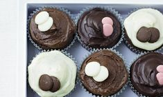 Delia's cakes part II: Chocolate 'surprise' cup cakes | Daily Mail Online