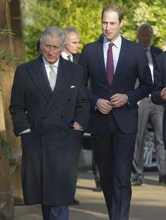 Prince Charles & Prince William