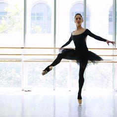 Dores André a principal dancer at San Francisco Ballet. Powerful creative female immigrants.