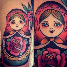 Me and mama bears matching tattoo idea :)