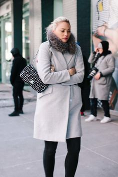 New York Fashion Week Street Style | NYLON MAGAZINE