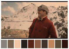 """Hoyte van Hoytema, Director de Fotografía. Pelicula, Her.  """" No es sólo que quisiéramos que los colores fueran cálidos, queríamos que los colores tuvieran una identidad muy específica."""""""