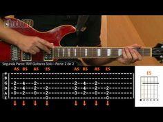 Thunderstruck - AC/DC (aula de guitarra)