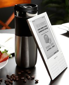 Travel Gadgets To Make Our Lives Easier: Kindle. Keep busy on the plane with a good book.