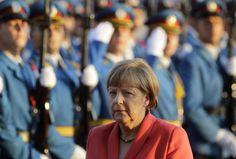 #Merkel verspricht #Serbien und #Albanien #EU_Beitritt