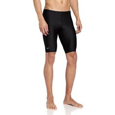 Speedo Male Jammer Swimsuit PowerFlex Eco Solid Speedo Men/'s and Women/'s Swimwear 825764-P