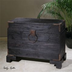 Carino, Trunk Table  Item #24305