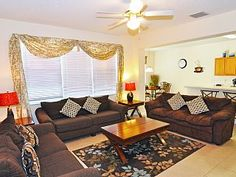 $1987 TOTAL FOR 7 NIGHTS* 7 BEDROOMS - Orlando by airport. Welcome to The Ideal Villa at Windwood Bay, a beautifully decorated near 3500 square foot luxury home is ideally ...