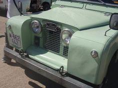 Land Rover Santana Serie II