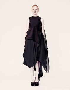 Silence of Shadows by New York designer Jin Kay, inspired by the themes of a 37c95f925d