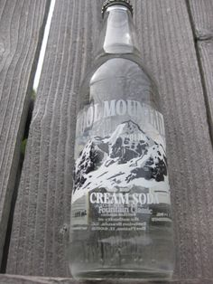 Cool Mountain Cream from Homer Soda