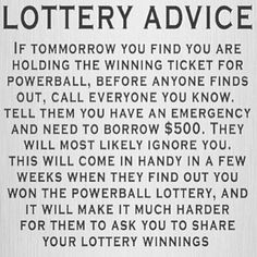 20 Things People Would Do If They Won Millions Of Dollars On Lottery http://www.shenhuifu.org/2017/02/23/if-i-won-the-powerball/ #ifiwonthepowerball #funny #lottery