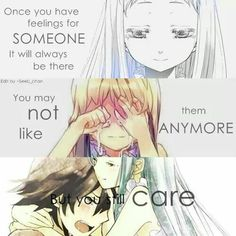 AnoHana this anime made me think about life and friendship. Sad Anime Quotes, Manga Quotes, Sad Quotes, Best Quotes, Love Quotes, Super Quotes, Sad Sayings, Heartbreak Quotes, Romantic Quotes