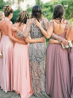 """Why isn't so-and-so a bridesmaid?"" http://www.stylemepretty.com/2016/05/11/things-not-say-ask-bride-wedding/"