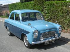 1961 Ford Prefect