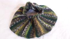 Neck warmer Child wrap Closed scarf Winter neck by LovebugsYarns