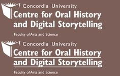 #COHDS #DigitalStorytelling #OralHistory Resources and Research: Centre for Oral History and Digital Storytelling