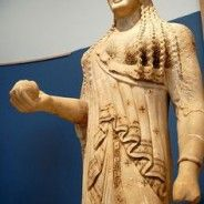 BLOG 19 23/10/2015 Gods and Goddesses: Colour in Ancient Greece.