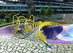 Turkey, Zuo Lu center playground
